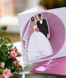 Tự làm thiệp cưới chuyên nghiệp cho đám cưới của mình