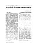"""Báo cáo """" Triển vọng của đồng tiền chung ASEAN và kinh nghiệm từ đồng EURO """""""