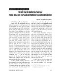 """Báo cáo """" Tìm hiểu vấn đề nguồn của pháp luật trong khoa học pháp lí Liên Xô trước đây và nước Nga hiện nay """""""