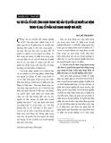 """Báo cáo """" Vai trò của tổ chức công đoàn trong việc bảo vệ quyền lợi người lao động trong và sau cổ phần hoá doanh nghiệp nhà nước """""""