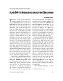 """Báo cáo """" Các vấn đề pháp lý cơ bản trong lĩnh vực tương trợ tư pháp về hình sự của ASEAN """""""
