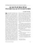 """Báo cáo """"Quy định của luật hình sự Việt Nam về các hành vi bạo lực đối với phụ nữ và trẻ em """""""