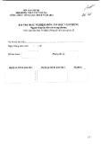 Đề thi trắc nghiệm môn Tin học văn phòng của công chức tổng cục thuế 2012 Đề lẻ