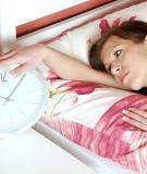 Nguyên nhân gây ra bệnh mất ngủ và cách chữa trị