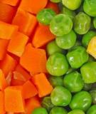 Bổ sung đủ vitamim các nhóm trong ăn uống hàng ngày để đẩy lùi ung thư cổ tử cung