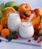Bổ sung những thực phẩm bổ dưỡng cho đôi mắt