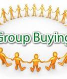 Mô hình Group Buy