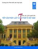 Khảo sát ý kiến người dân tiếp cận pháp luật và tư pháp ở Việt Nam