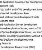 Chuẩn bị đưa lên Hệ thống PureApplication của IBM, Phần 5: Phát triển các mẫu ứng dụng ảo cho Workload
