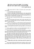 NỀN HÀNH CHÍNH NHÀ NƯỚC VÀ XÂY DỰNG ĐỘI NGŨ VIÊN CHỨC TRONG TÌNH HÌNH MỚI