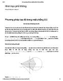 Phương pháp tọa độ trong mặt phẳng phần 3