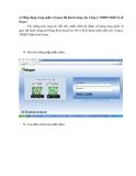 Ứng dụng trong quản trị quan hệ khách hàng của Công ty TNHH Thiết bị số Dmart
