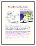 Năng Lượng Hydrogen