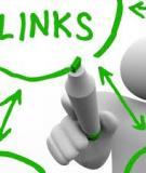 Tăng cường liên kết trong bài viết - quảng bá Web