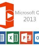 Cách thay đổi giao diện và màu nền trong Microsoft Office 2013