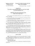 HỘI ĐỒNG NHÂN DÂN TỈNH QUẢNG NAM Số: 163/2010/NQ-HĐND