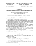 HỘI ĐỒNG NHÂN DÂN TỈNH QUẢNG NAM Số: 139/2009/NQ-HĐND