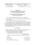 HỘI ĐỒNG NHÂN DÂN TỈNH QUẢNG NAM Số: 123/2008/NQ-HĐND