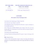 Quyết định 22/2013/QĐ-TTg
