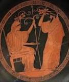 Dionysus và Hephaestus