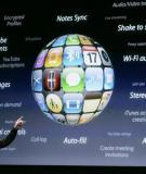 Những bài học bổ ích từ cách quản lý của Apple