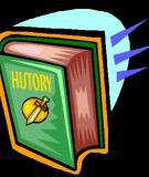 Cấu trúc để thi đại học môn lịch sử năm 2013 (khối c)