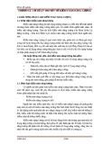 """Đồ án tốt nghiệp """" NGÀNH NHỰA VIỆT NAM VÀ KHU CÔNG NGHIỆP LÀNG NGHỀ MINH KHAI – TỈNH HƯNG YÊN """""""