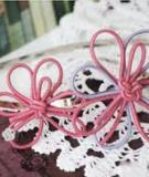 Làm hoa cực nhanh để trang trí bờm xinh yêu