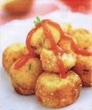 Các món ăn chơi từ khoai lang, khoai tây