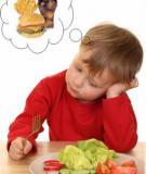 Đồ ăn nhanh gây béo phì, suy tim