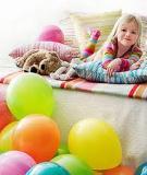 Mách mẹ tip tổ chức sinh nhật cho bé