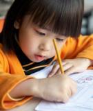 Thói quen đơn giản giúp trẻ học tốt hơn