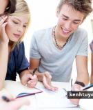 Nguyên tắc nào cho việc học tiếng anh hiệu quả