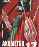 Truyện tranh Akumetsu - tập 1