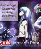 Truyện tranh Angel Beats! Heaven's Door - Tập 8