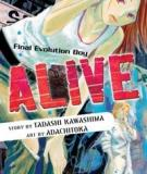 Truyện tranh  Alive - The Final Evolution - Tập 10
