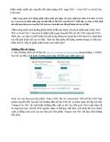 Phần mềm miễn phí chuyển đổi định dạng PDF sang DOC