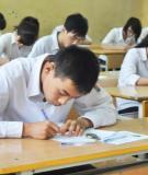 12 đề thi học sinh giỏi môn Văn lớp 12 - Kèm đáp án