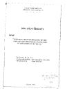 TRIỂN KHAI CÔNG NGHỆ MỚI NHẰM CHẾ BIẾN NÔNG SẢN THỰC PHẨM THÀNH CÁC SẢN PHẨM CÓ CHẤT LƯỢNG GIÁ TRỊ CAO