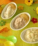 Làm thế nào để giữ chất dinh dưỡng trong thức ăn của trẻ?
