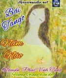 Bài Tango Năm Nào