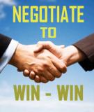 Đâu là Bí quyết của nghệ thuật Đàm phán?