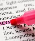 Các thuật ngữ thường dùng trong SEO web.