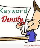 Mật độ từ khóa(Keyword Density) là gì?