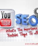 Những thông tin cần chú ý khi SEO Youtube