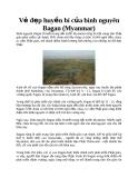 Vẻ đẹp huyền bí của bình nguyên Bagan (Myanmar)