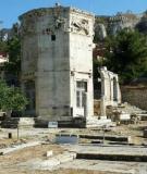 Tháp Gió - Công trình kiến trúc cổ đại của Hy Lạp