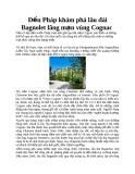 Đến Pháp khám phá lâu đài Bagnolet lãng mạn vùng Cognac