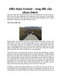 Đến thăm Iceland - vùng đất của nham thạch