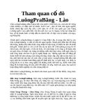 Tham quan cố đô LuôngPraBăng - Lào